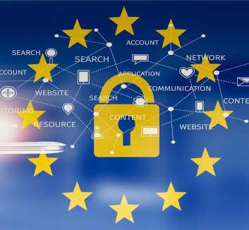 Curso particular para la protección de datos en inglés
